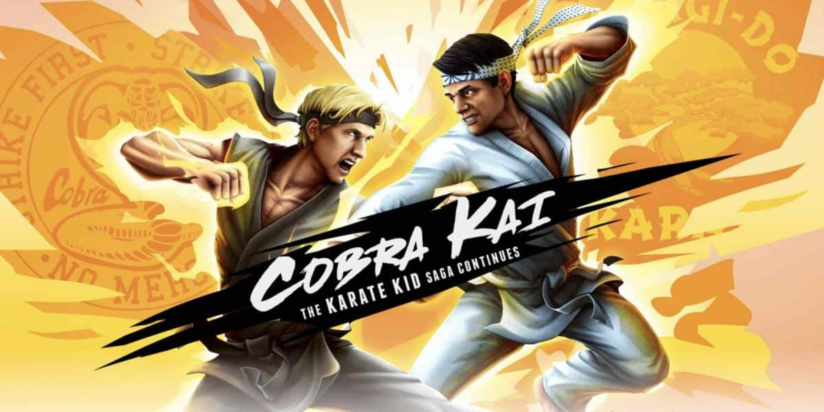 Cobra Kai The Karate Kid Saga continúa revisión [FW Labs] 26